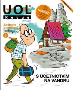 firemní časopis UOL Revue srpen 2017