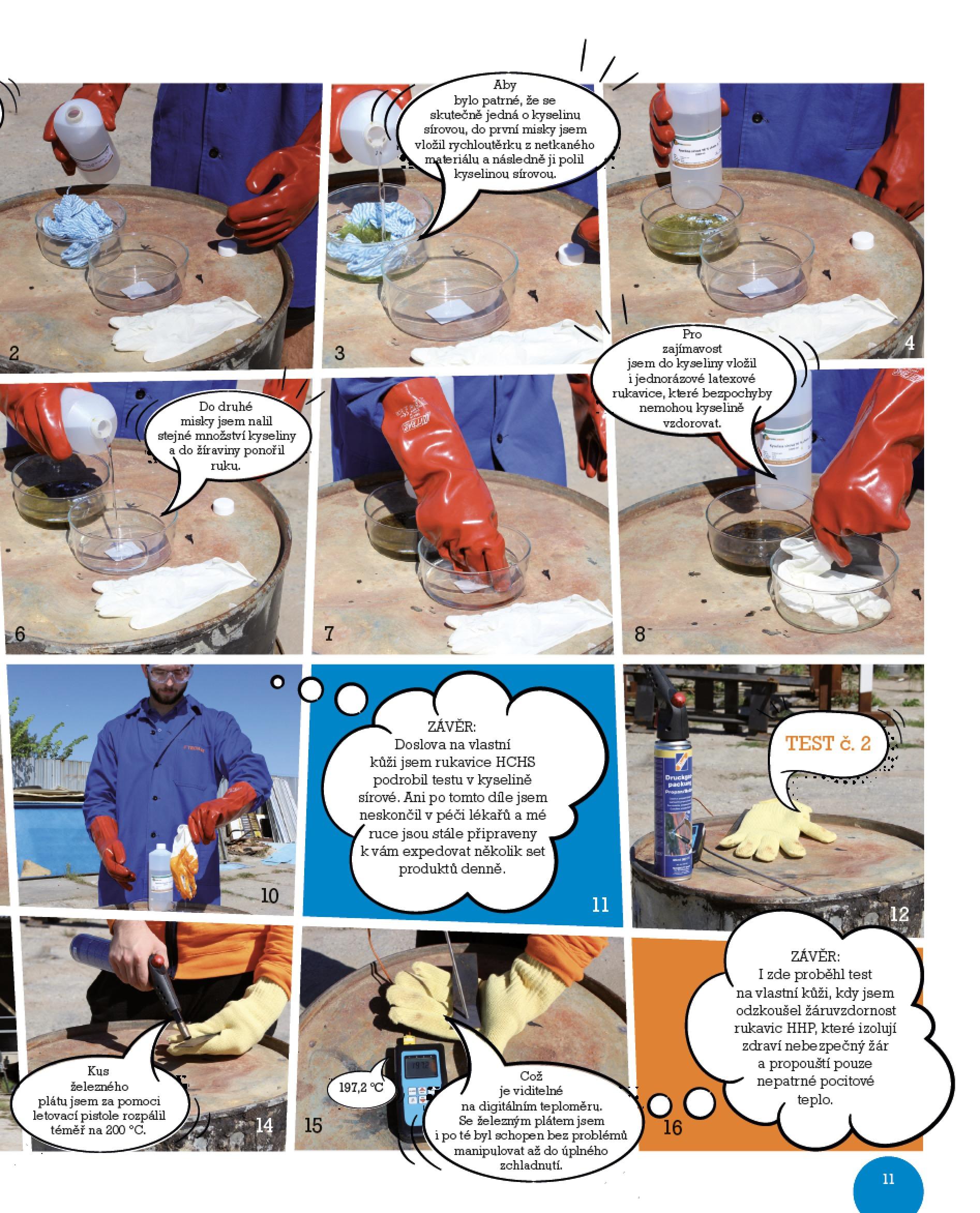 Prospectea - Technoviny - Jak použít komiks